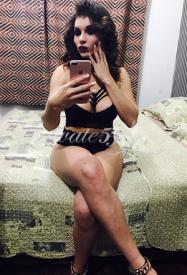 Branca Bittencourt, travesti em Porto Alegre 5551995574788'